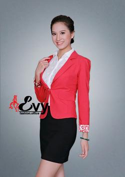 Ảnh số 52: thời trang công sở Evy - Giá: 2.500