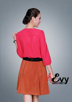 Ảnh số 66: thời trang công sở Evy - Giá: 2.500