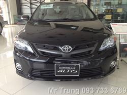 Ảnh số 5: Corolla Altis 2013,2014 - Giá: 734.000.000