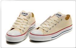 Ảnh số 7: Converse Classic Vàng Kem thấp cổ size từ 36 đến 43 - Giá: 200.000
