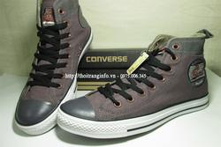Ảnh số 26: Converse ORIGINAL Nâu cao cổ size từ 39 đến 42 - Giá: 590.000