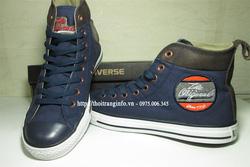 Ảnh số 28: Converse ORIGINALXanh Blue cao cổ size từ 39 đến 42 - Giá: 590.000