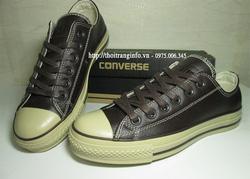 Ảnh số 29: Converse Da Sần Nâu mẫu 2013 - Giá: 600.000