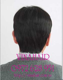 Ảnh số 45: đầu đội tóc thật - Giá: 599.000