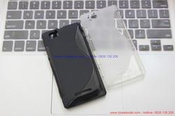 Ảnh số 7: Ốp Lưng SONY XPERIA M C1905 Silicon S-line - Giá: 150.000