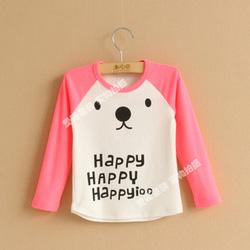 Ảnh số 9: 7. Áo bé gái 1-5 tuổi (cotton), có 2 màu, Giá : 165k - Giá: 165.000