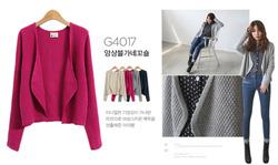 Ảnh số 16: áo cartigan Hàn quốc - Giá: 30.000
