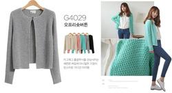 Ảnh số 25: áo cartigan Hàn quốc - Giá: 30.000