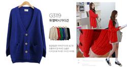 Ảnh số 29: áo cartigan Hàn quốc - Giá: 30.000