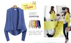 Ảnh số 52: áo len Hàn Quốc - Giá: 30.000