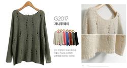 Ảnh số 59: áo len Hàn Quốc - Giá: 30.000