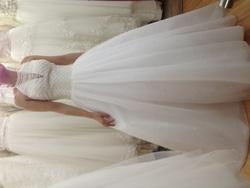 Ảnh số 61: Váy lưới cổ yếm - Giá: 3.200