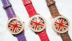 Ảnh số 90: cờ Anh đính đá - Giá: 100.000
