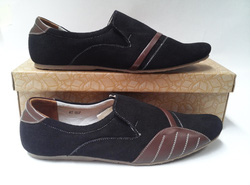 Ảnh số 14: Giày da lộn/ A007 - Giá: 400.000