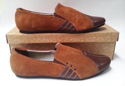Ảnh số 15: Giày da lộn/ A008 - Giá: 420.000