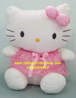 Ảnh số 15: Kitty mặc váy hồng - Giá: 280.000
