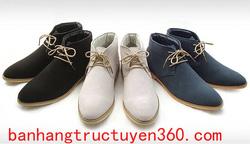 Ảnh số 25: Giày cao cổ nam hàn quốc (ms25) - Giá: 450.000
