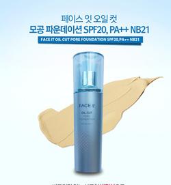 Ảnh số 16: KEM NỀN FACE IT OIL CUT THE FACE SHOP(HÀNG CHÍNH HÃNG KOREA) - Giá: 250.000