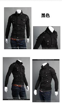 Ảnh số 63: áo khoác kaki - Giá: 500.000