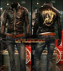 Ảnh số 57: áo khoác da - Giá: 700.000