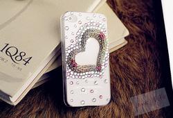 Ảnh số 40: Trái tim nhiều màu (Iphone 4: 250k; Iphone 5: 270k) - Giá: 250.000