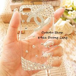 Ảnh số 50: Chanel vỏ trong (Iphone4:250k; Iphone 5: 270k) - Giá: 250.000
