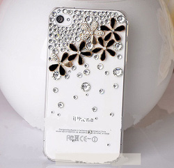Ảnh số 52: Hoa chùm đơn trên (IPHone4: 250k; Iphone 5: 270k) - Giá: 250.000