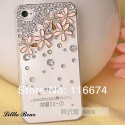 Ảnh số 53: Hoa chùm đơn trên (IPHone4: 250k; Iphone 5: 270k) - Giá: 250.000