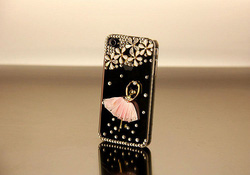 Ảnh số 58: Cô gái bale váy hồng - Giá: 270.000