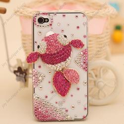 Ảnh số 70: Ốp cá hồng đá  Iphone 4: 320k. Iphone 5: 350k - Giá: 320.000