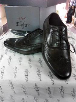 Ảnh số 45: Giày VNXK 168 Elofar full tab+ hộp. - Giá: 550.000