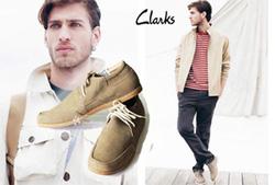 Ảnh số 23: Clarks da lộn - Giá: 400.000