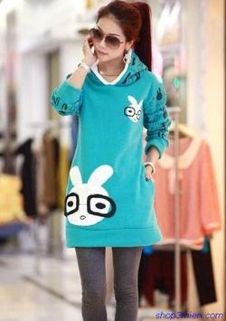 Ảnh số 87: Áo khoác nữ Hàn Quốc 2014: AK3005 - Giá: 600.000