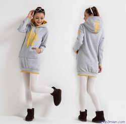 Ảnh số 93: Áo khoác nữ Hàn Quốc 2014: AK3002 - Giá: 700.000