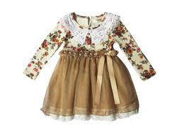 Ảnh số 5: Váy voan hoa thân trên cổ ren- VA1065- - Giá: 425.000