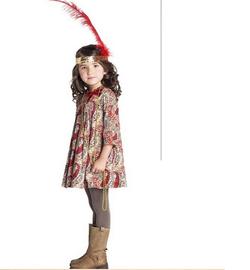 Ảnh số 14: Váy hoa nơ cổ dài tay Mc -VA15 - Giá: 405.000