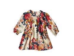 Ảnh số 20: Váy hoa dài tay DNKY- VA17 - Giá: 250.000