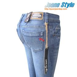 Ảnh số 57: Quần jean nữ ống vẩy XK 3513 - Giá: 450.000