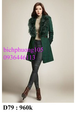 Ảnh số 79: Áo khoác  bichphuong105 - Giá: 960.000
