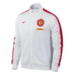 Ảnh số 9: Áo khoác nam thể thao Manchester trắng - Giá: 160.000