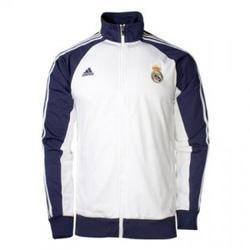 Ảnh số 12: Áo khoác nam thể thao Real Madrid trắng đen - Giá: 160.000