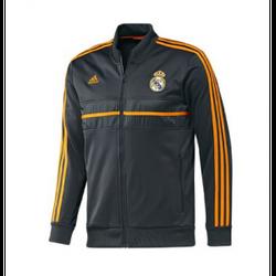 Ảnh số 13: Áo khoác nam thể thao Real Madrid đen - Giá: 190.000