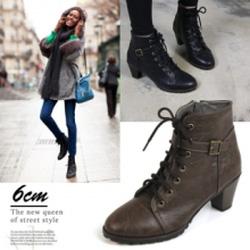 Ảnh số 11: Boot Nữ Hàn Quốc - Giá: 10.000