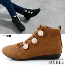 Ảnh số 52: Boot Nữ Hàn Quốc - Giá: 10.000