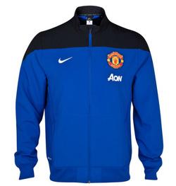 Ảnh số 27: áo khoác manchester đen xanh - Giá: 160.000