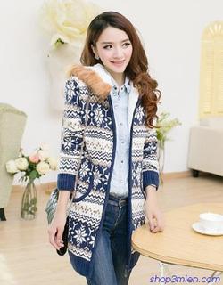 Ảnh số 90: Áo len nữ Hàn Quốc AL3245 - Giá: 950.000