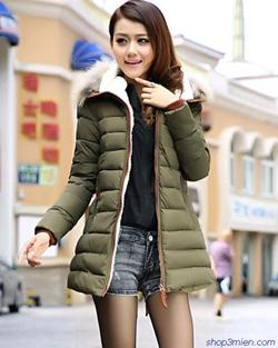 Ảnh số 43: Áo khoác nữ dáng dài Hàn Quốc 2014: AC3036 - Giá: 2.200.000