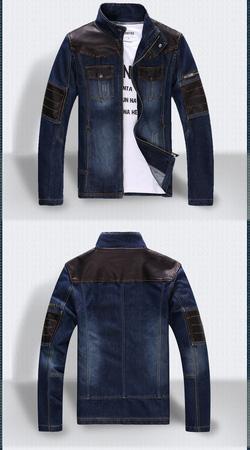 Ảnh số 13: áo khoác bò - Giá: 700.000
