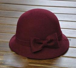 Ảnh số 19: mũ vành nhỏ đỏ đun - Giá: 220.000