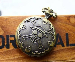 Ảnh số 47: DCDH 134_Đồng hồ quả quýt One Piece (ĐK: 4cm) - Giá: 120.000